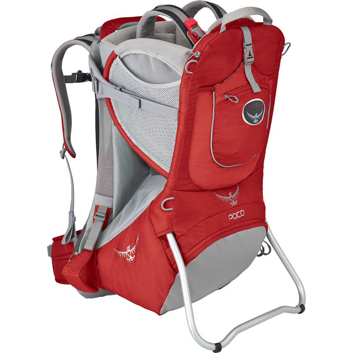photo: Osprey Poco child carrier