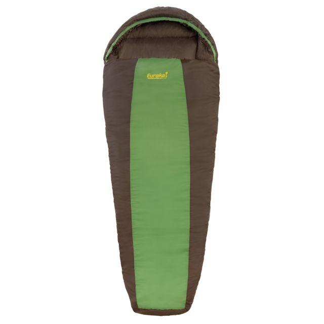 photo: Eureka! Kids' Grasshopper 30 3-season synthetic sleeping bag