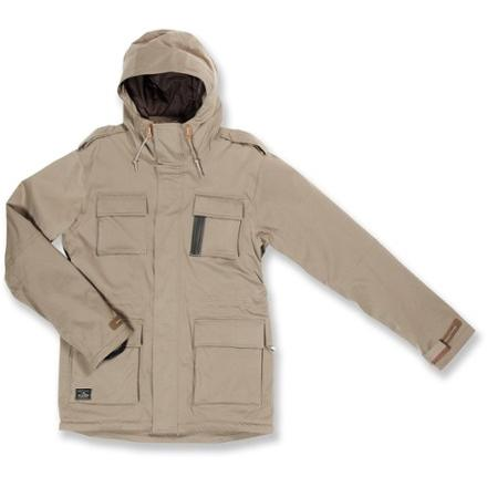 photo: Holden Field Jacket snowsport jacket