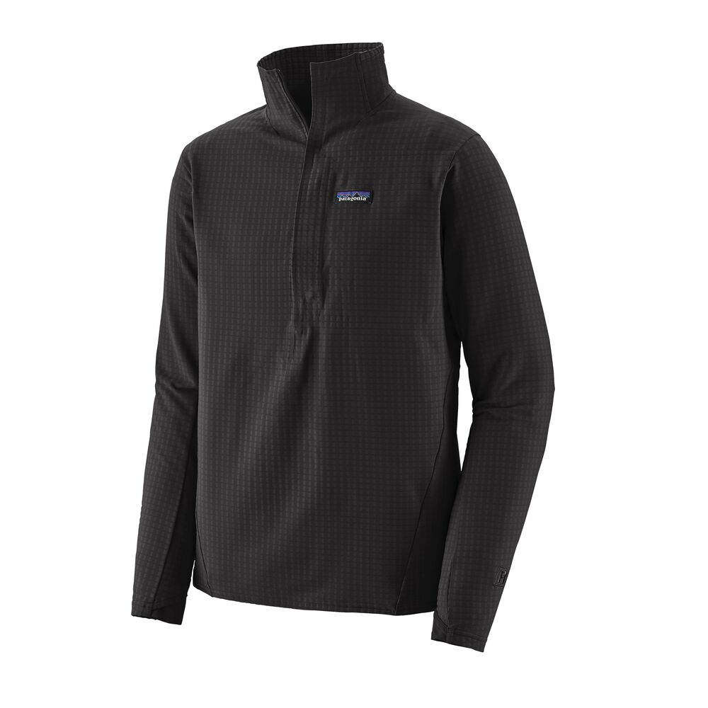 photo: Patagonia R1 TechFace Pullover fleece top