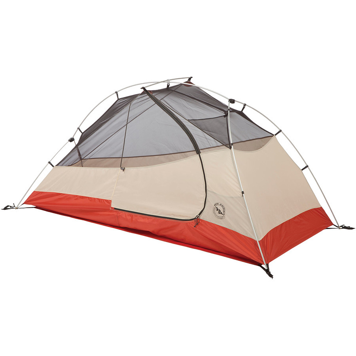 photo: Big Agnes Lone Spring 1 three-season tent