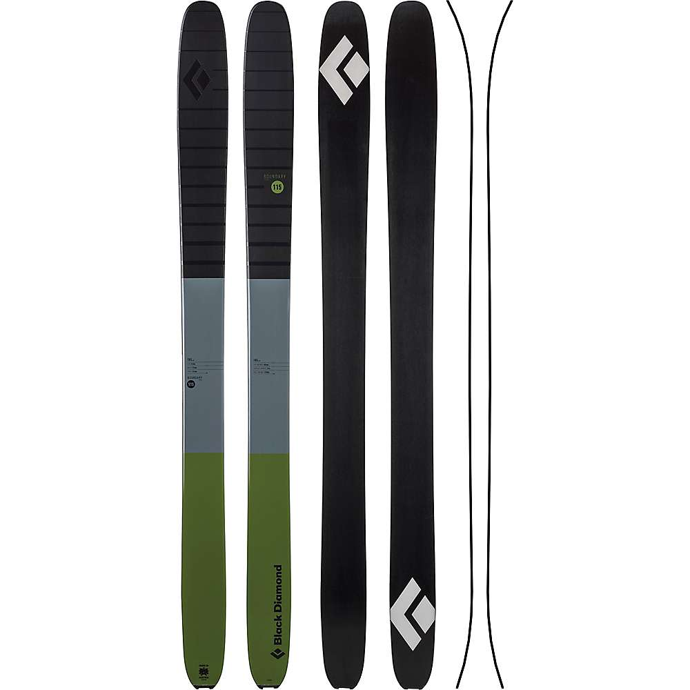Black Diamond Boundary Pro 115