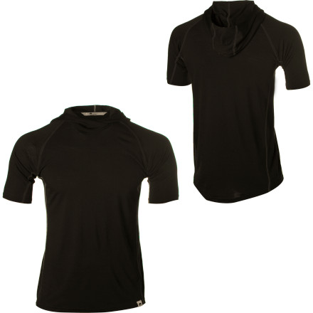 photo of a Cutter short sleeve performance top