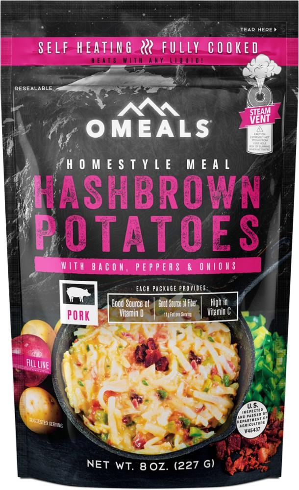 OMeals Hashbrown Potatoes
