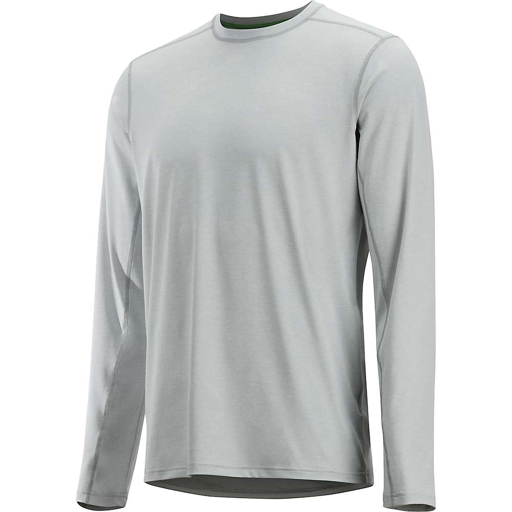 photo: ExOfficio Sol Cool Crew Long Sleeve Shirt long sleeve performance top