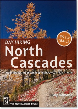 photo: The Mountaineers Books Day Hiking - North Cascades us pacific states guidebook