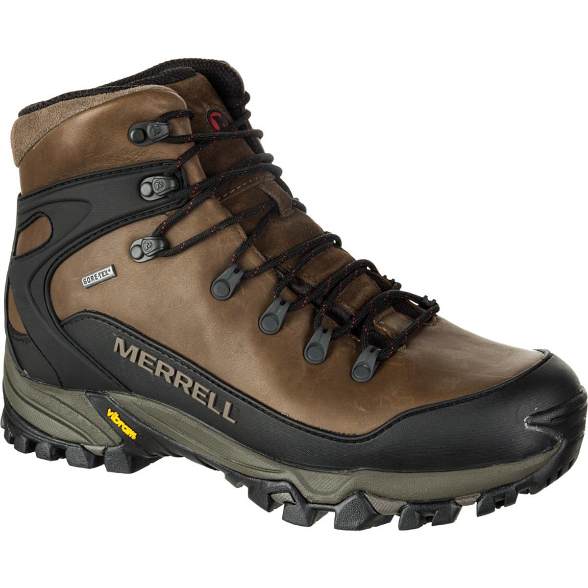 photo: Merrell Mattertal Gore-Tex hiking boot