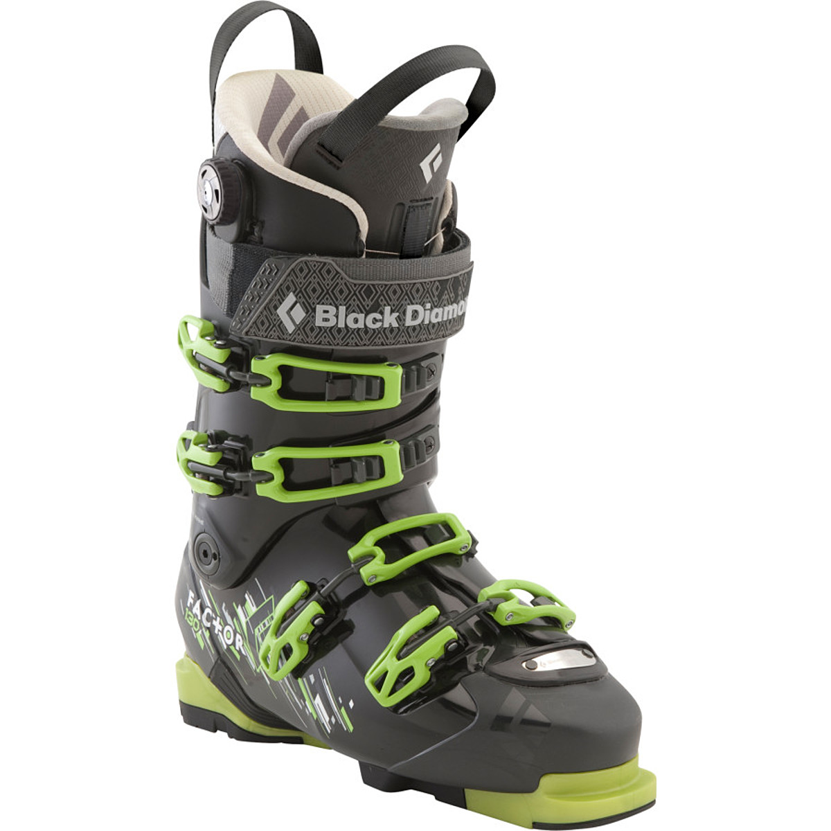 photo: Black Diamond Factor alpine touring boot