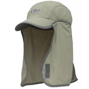photo: Outdoor Research Kids' Sun Runner Cap sun hat