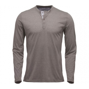 Black Diamond Long-Sleeve Attitude Henley