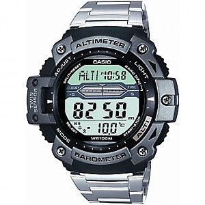 photo: Casio 3202 Twin Sensor Watch altimeter watch