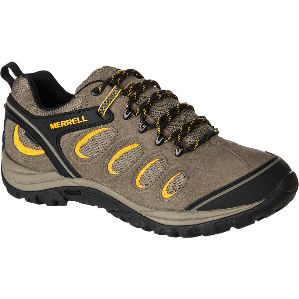 photo: Merrell Chameleon 5 Waterproof trail shoe
