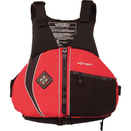 photo: Extrasport Chica life jacket/pfd