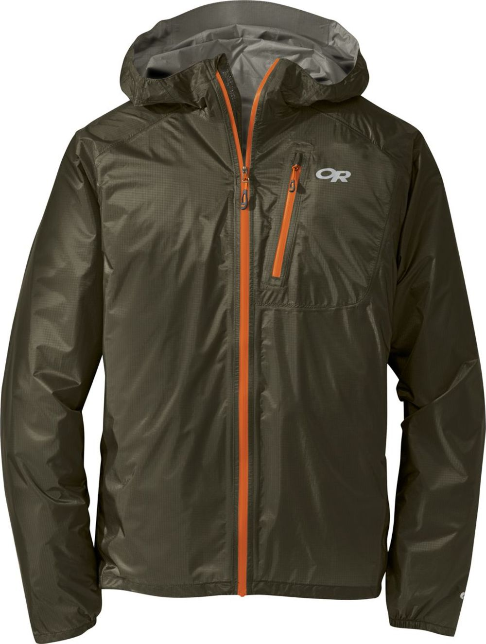 photo: Outdoor Research Men's Helium II Jacket waterproof jacket