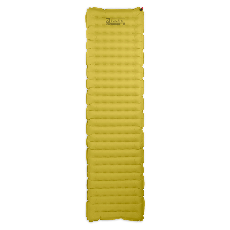 photo: NEMO Tensor Insulated air-filled sleeping pad