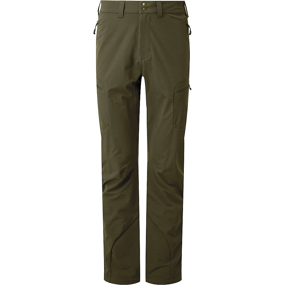 photo: Rab Men's Sawtooth Pants soft shell pant