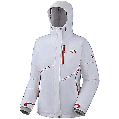 photo: Mountain Hardwear Women's Synchronicity Jacket down insulated jacket