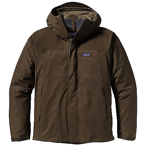 photo: Patagonia Storm Jacket waterproof jacket