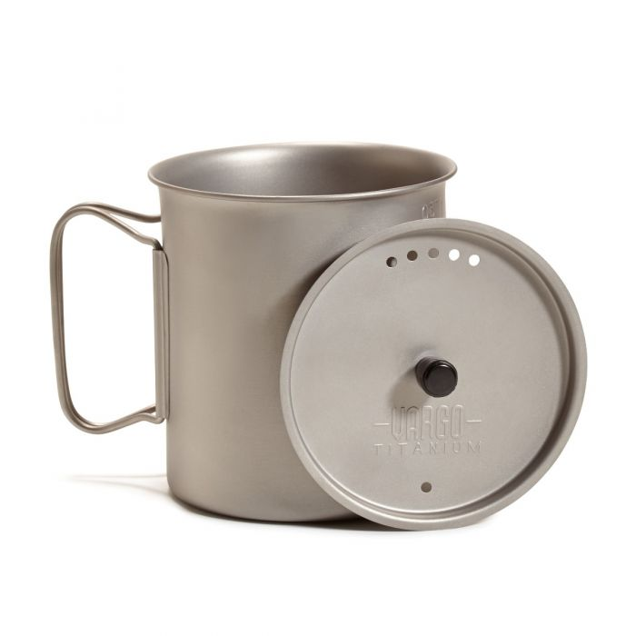 photo: Vargo Titanium Ti-Lite 750 Mug cup/mug