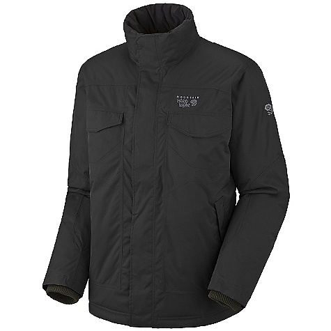 photo: Mountain Hardwear Draco Jacket down insulated jacket