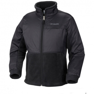 photo: Columbia Boys' Ballistic Fleece fleece jacket
