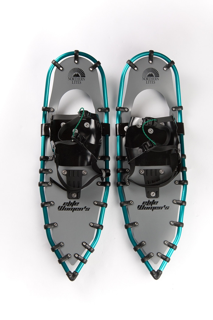 photo of a Northern Lites backcountry snowshoe