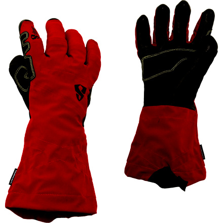 photo: Stoic Welder Gauntlet Glove insulated glove/mitten