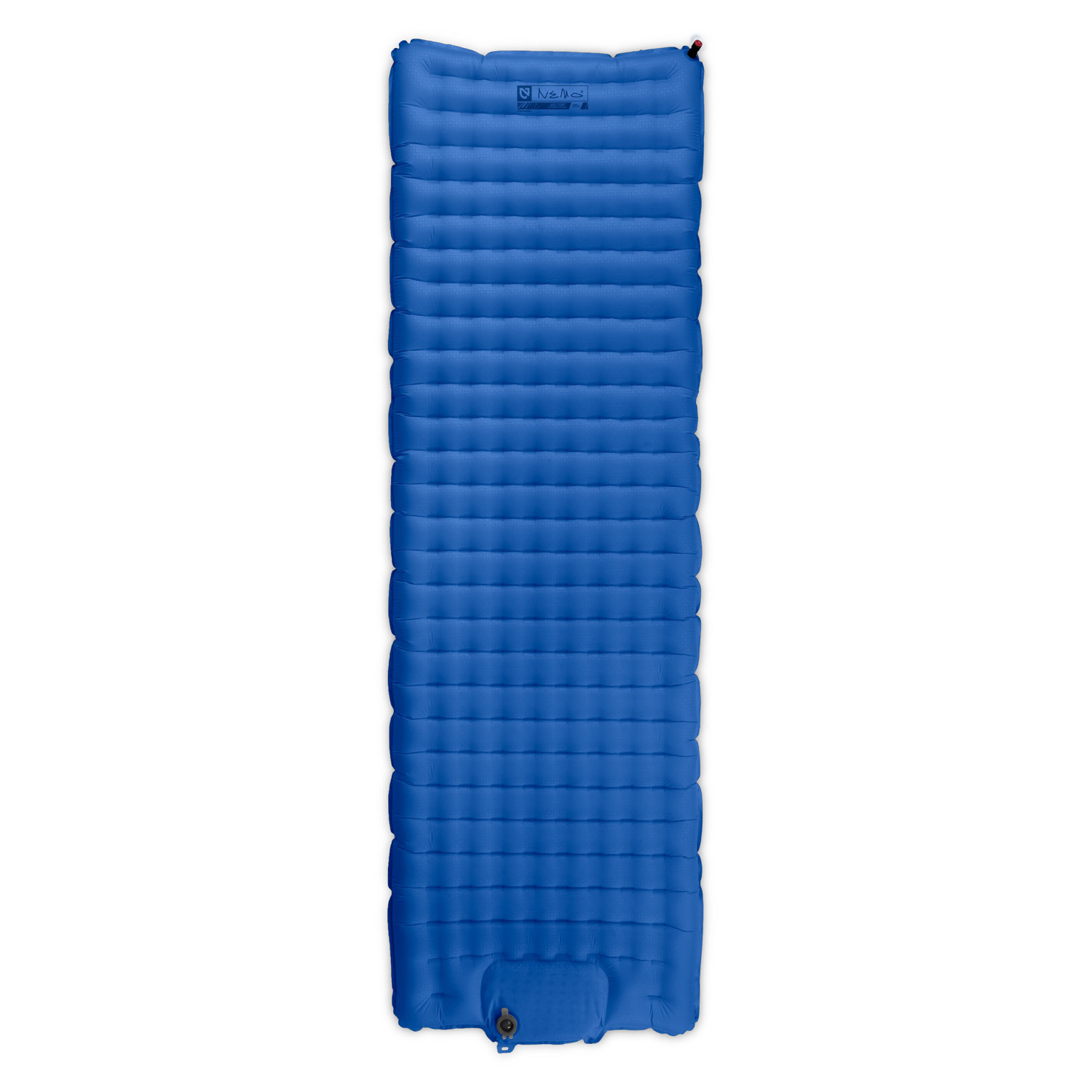 photo: NEMO Vector Insulated air-filled sleeping pad