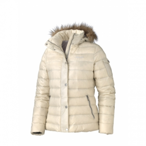 photo: Marmot Hailey Jacket down insulated jacket