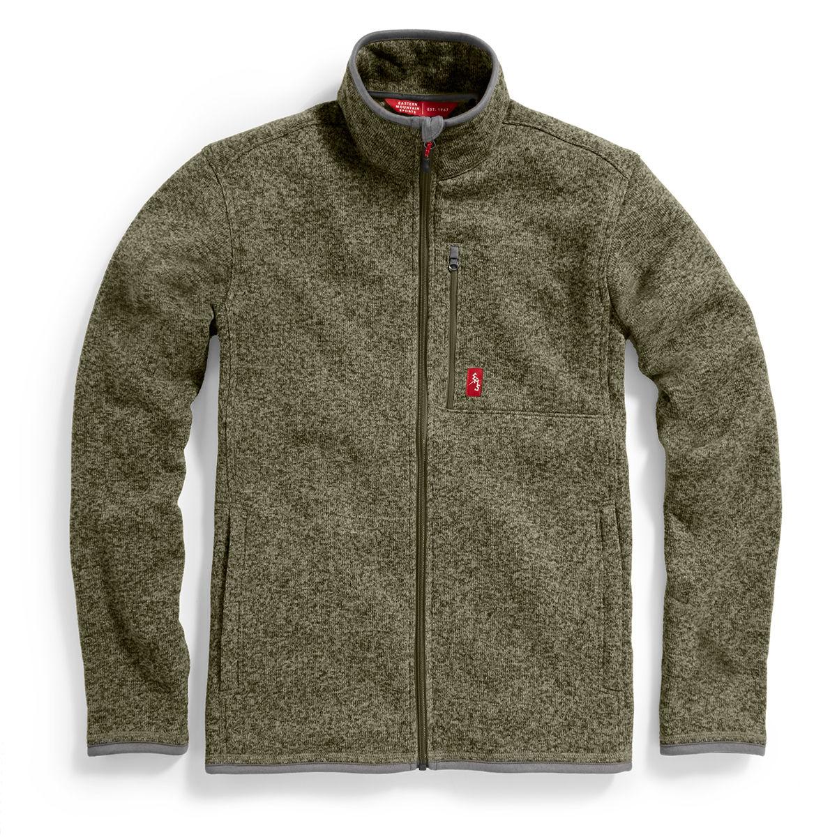 photo: EMS Roundtrip Full-Zip fleece jacket