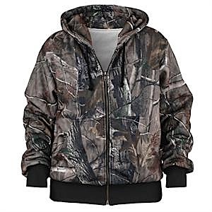 photo: Lucky Bums Hooded Jacket fleece jacket