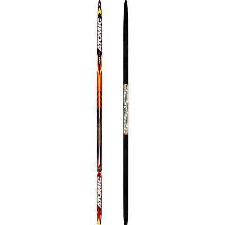 photo: Atomic Skintec Classic nordic touring ski