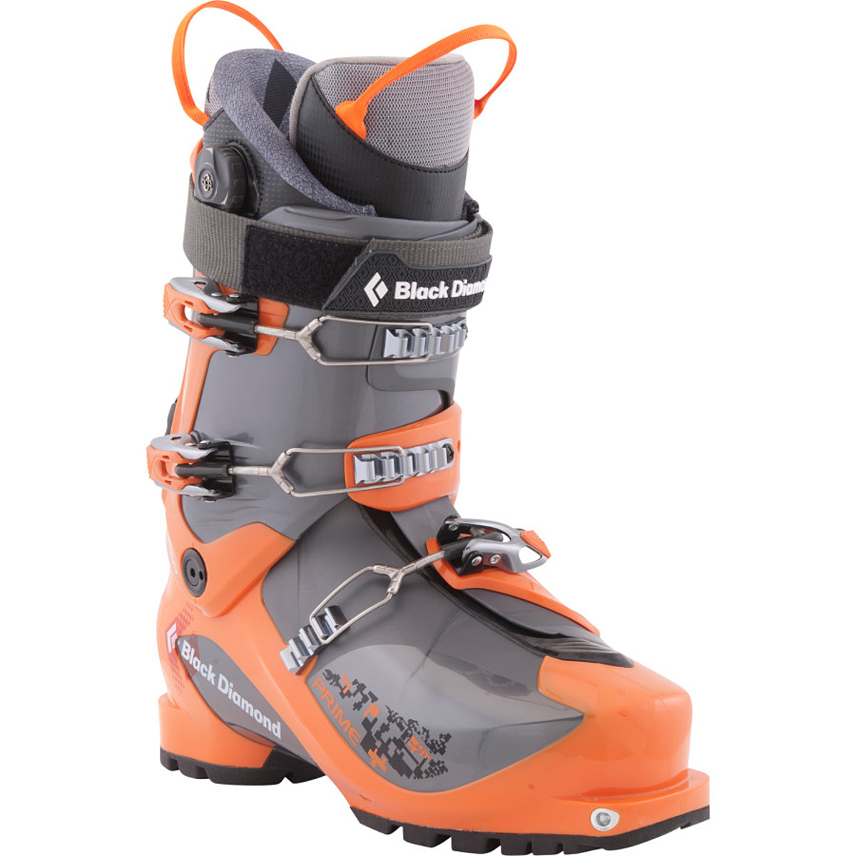 photo: Black Diamond Prime alpine touring boot