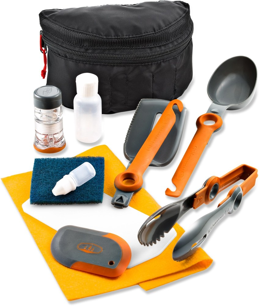 photo: GSI Outdoors Crossover Kitchen Kit utensil