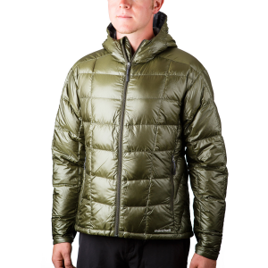 photo: MontBell U.L. Down Parka down insulated jacket
