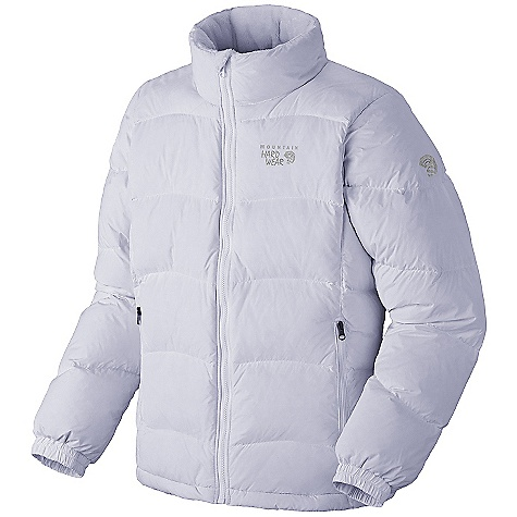 photo: Mountain Hardwear Girls' Downtown Jacket down insulated jacket