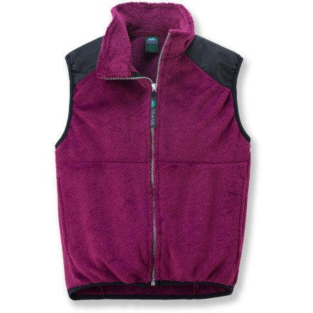 photo: Molehill Fleece Vest fleece vest