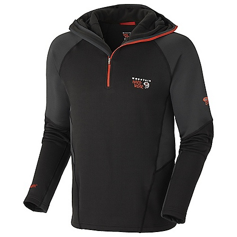 photo: Mountain Hardwear Desna Hoody fleece top