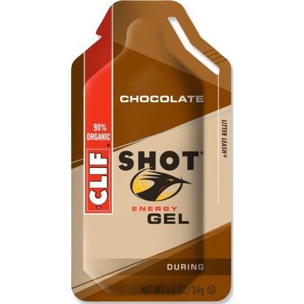 photo: Clif Shot gel/chew