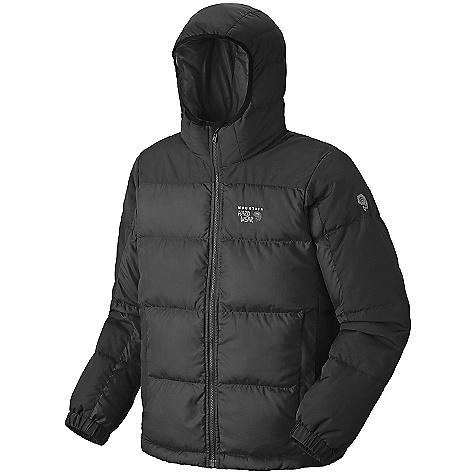 photo: Mountain Hardwear Boys' Hunker Down Jacket down insulated jacket