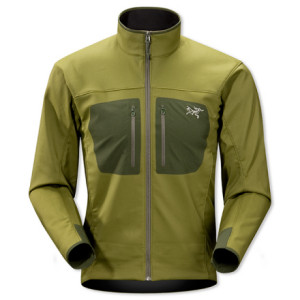 photo: Arc'teryx Men's Epsilon AR Jacket soft shell jacket