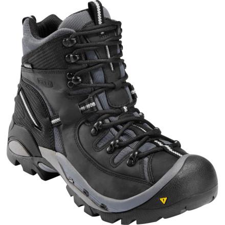 photo: Keen Men's Oregon PCT hiking boot