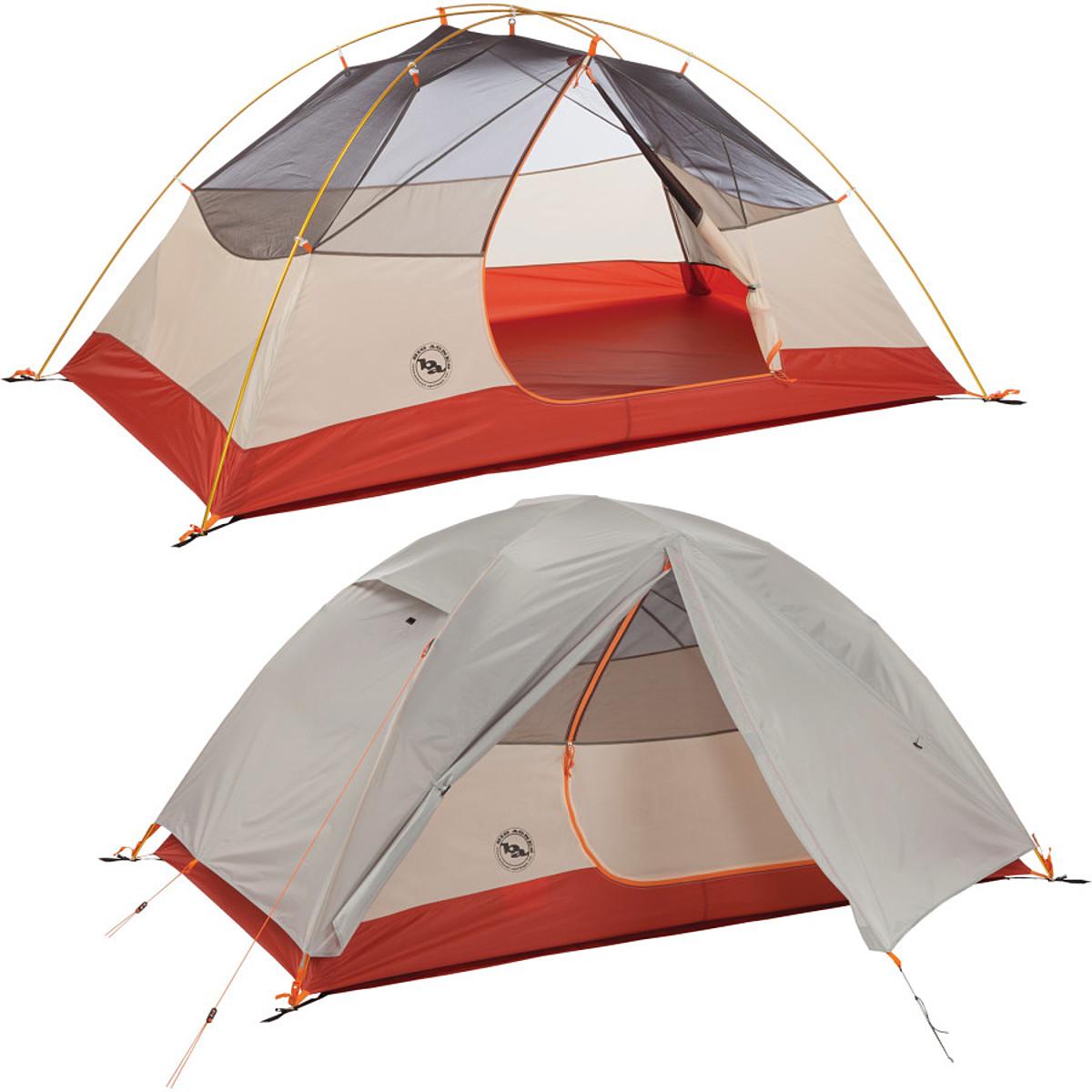 photo: Big Agnes Lone Spring 2 three-season tent