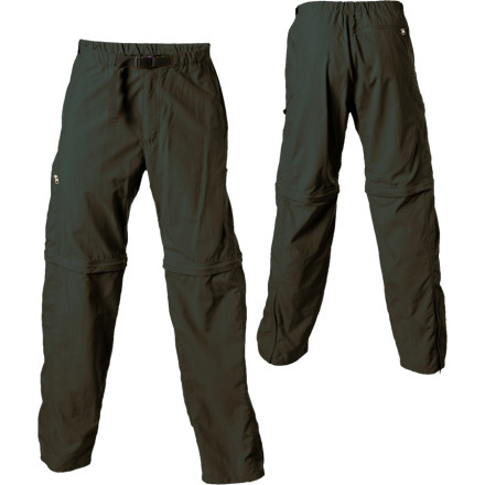 photo: Patagonia Gi II Zip-Off Pants hiking pant