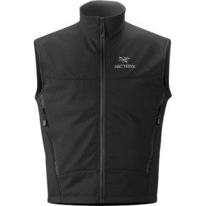 photo: Arc'teryx Men's Gamma SV Vest fleece vest