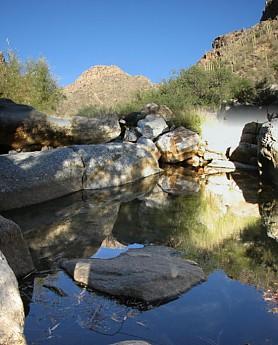 Pool-at-bottom-of-Bear-Canyon-Seven-Fall