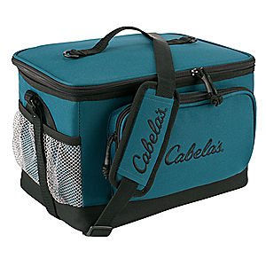 Cabela's 18-Can Soft-Sided Cooler - Gray