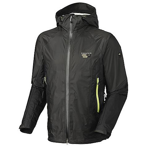 photo: Mountain Hardwear Tunnabora Jacket waterproof jacket