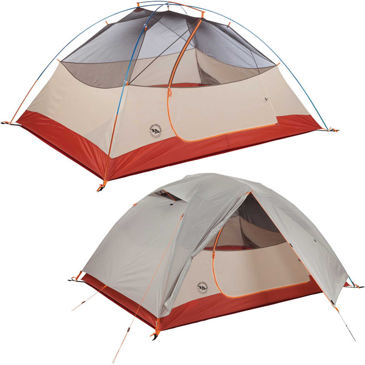 photo: Big Agnes Lone Spring 3 three-season tent