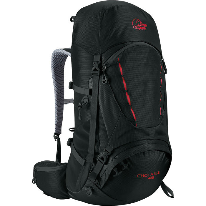 photo: Lowe Alpine Cholatse 45 overnight pack (35-49l)